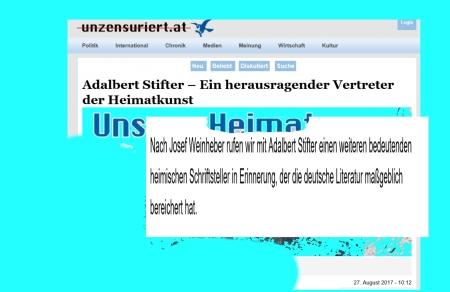 Bereicherung durch FPÖ