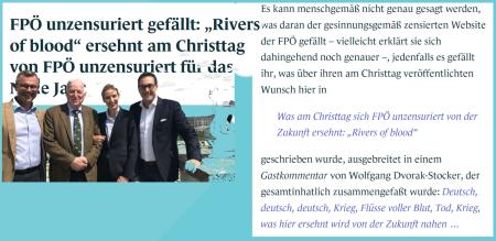 Gauland - Schießbefehl - FPÖ unzesuriert Dvorak-Stocker