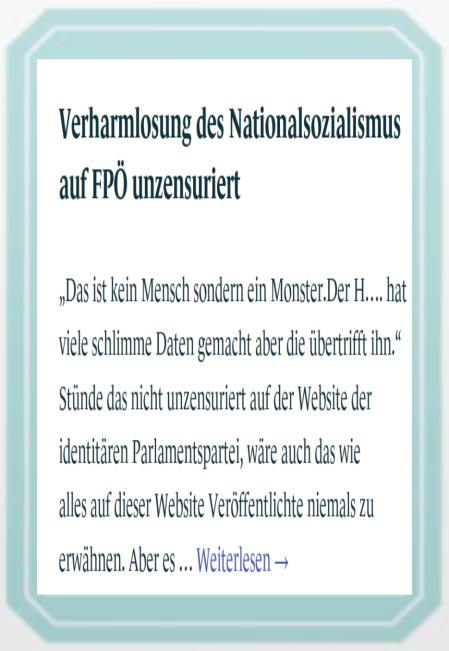 Wahlkarte Nationalsozialismus