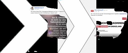 ÖVP-Kurz - Wahlen im Grenzland sind Volksabstimmungen