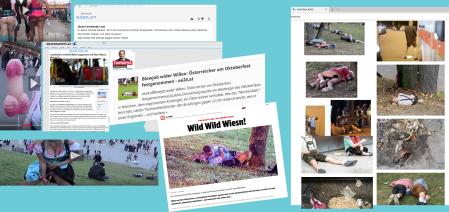 FPÖ unzensuriert - Szenen von der Wiesn