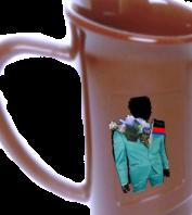 Kaffeehäferl - Souvenir Österreich 2017 - Identufaktur