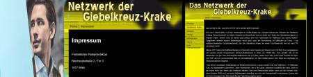 ÖVP - FPÖ - Das Netzwerk der Giebelkreuz-Krake