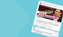 Federal President of Republic of Austria Dr Alexander Van der Bellen - Free Raif Badawi