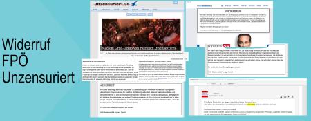 Widerruf FPÖ Unzensuriert