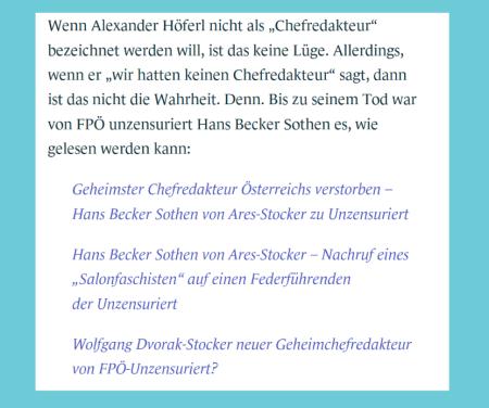 ÖVP FPÖ Regierung Innenministerium
