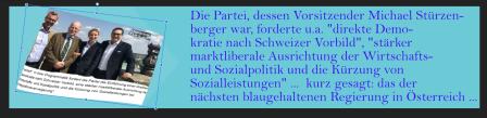 ÖVP und FPÖ - Regierung diesmal kurz