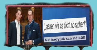 FPÖ-ÖVP-Regierung - Ne hagyja szó nélkül