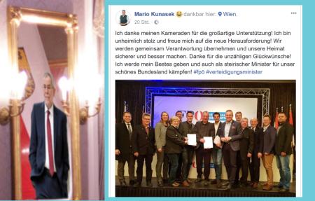 Mario Kunasek - Kameraden - 17-12-2017
