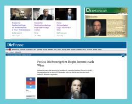 Aleksandr Dugin - Bachheimer - FPÖ - Das Manifest der Welt als Psychiatrie