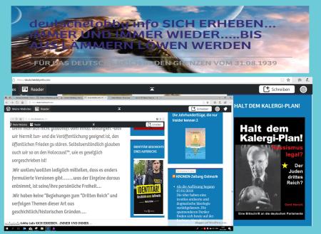 deutschelobby info - identitär - sellner - honsik