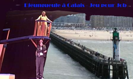 Djeungueule Calais - Jeu pour Jobs