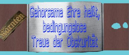 Ehre Treue Heimat Österreich