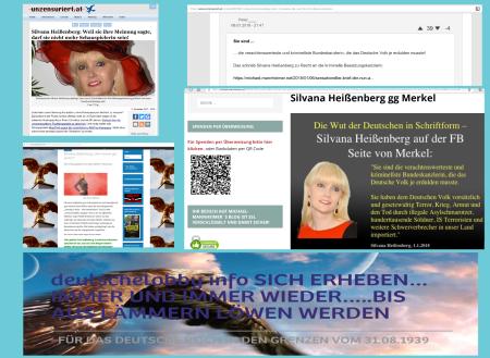 FPÖ unzensuriert - deutschelobbyinfo für Silvana Heißenberg