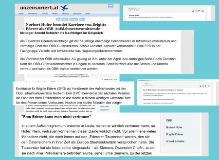 FPÖ unzensuriert - Verlautbarungsorgan