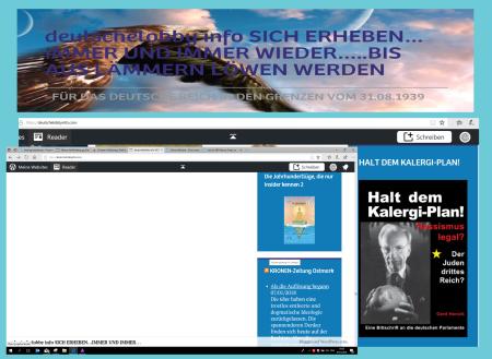 Kronen-Zeitung Ostmark - Gerd Honsik - deutschelobbyinfo