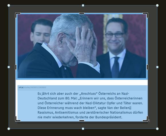 Neujahrsansprache 2018 von Alexander Van der Bellen - Was es in Österreich alles nicht gibt - Antiziganismus etwa