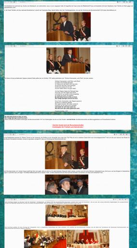 Strache - Stefan - Schillerkommers 2005 - Erst horrende Schulden verursachen und dann sich schleichen