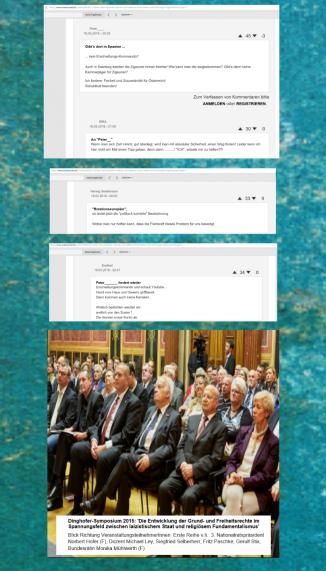 FPÖ unzensuriert - Monika Mühlwerth zugewidmet - zum Entsetzen