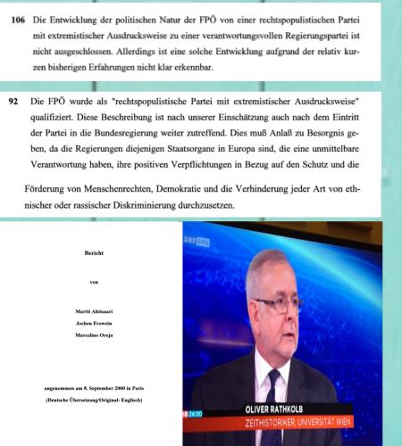 Österreich - Weisenbericht 2000