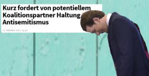 FPÖ erfüllt Forderung nach Haltung von Sebastian Kurz