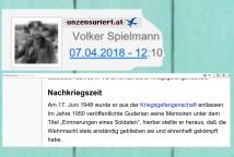 Guderian - Volker Spielmann - Wehrmacht