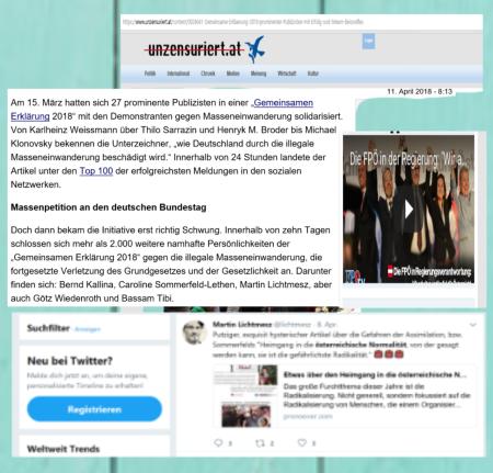 Martin Semlitsch - Erklärung 2018 - Hysterisch