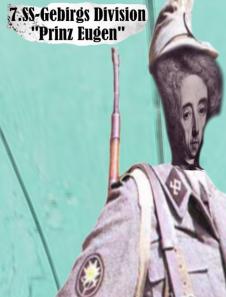 Prinz Eugen Savoyen Gebirgsjäger Division 7