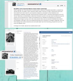 Volker Spielmann - Unzensuriert - Identitäre Regierungspartei - 07-04-2018