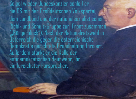 Engelhart dem Antisemiten einen Brunnen und dem Bundeskanzler ein Bild