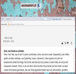 Fest der Freude - FPÖ unzensuriert - 08-05-18