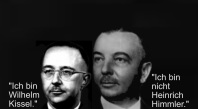 Himmler - Kissel - Mercedes Benz