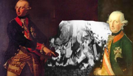 Bücherverbrennung - Wien 1787 - Joseph II