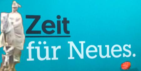 ÖVP FPÖ Regierung - Zeit für Neues in Österreich