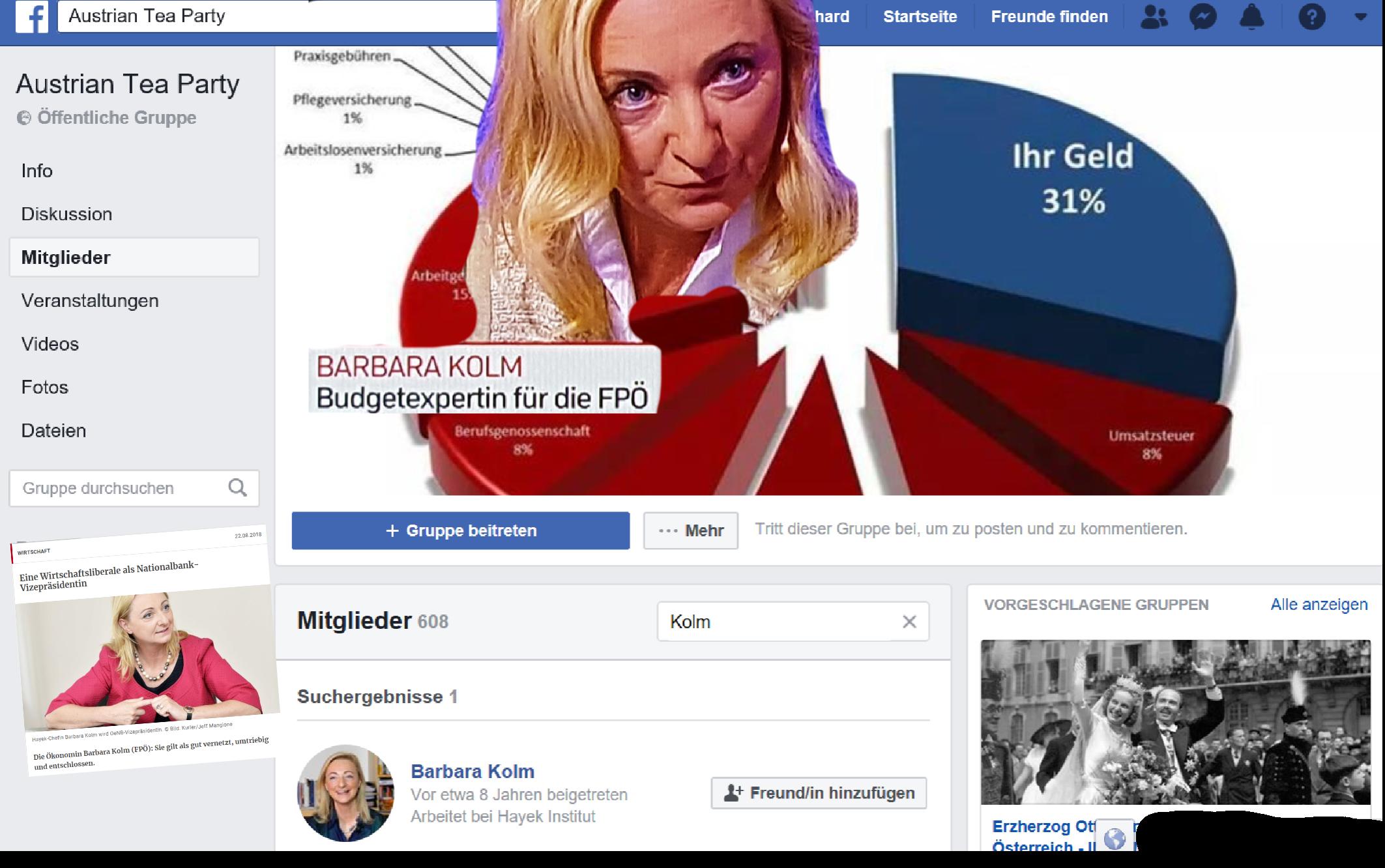 Barbara Kolm - Österreichische Nationalbank