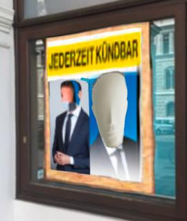 Österreich - Regierung - kurz Jederzeit kündbar