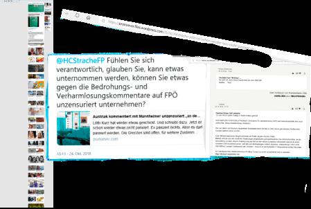 HC Strache hat doch Einfluß auf FPÖ unzensuriert