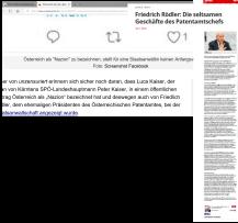 Die seltsamen Anzeigen des Friedrich Rödler - geadelt zum Friedlich Rödler durch Unzensuriert