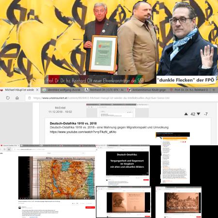 Unzensuriert - Bernd F K Heia Safai Dezember 18