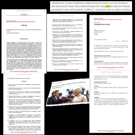 Saualm - Drasenhofen - Die kurze Antwort der Johanna Mikl-Leitner am Beginn zu einer langen Entwicklung
