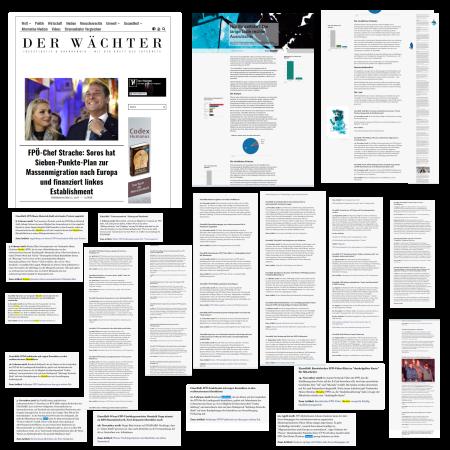 Tageszeitung fragt - nur Einzelfälle - die lange Liste rechter Ausrutscher - Österreich Dezember 18